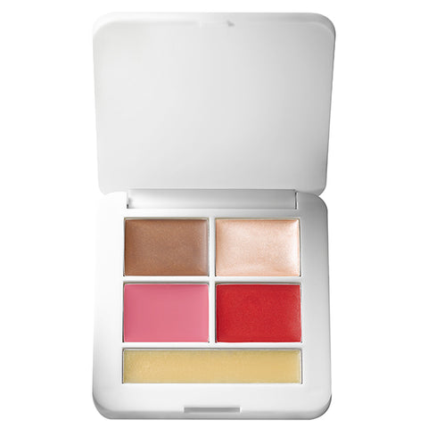 RMS Beauty Signature Set - Pop Collection, 5.67 gr - 100% natural organic make-up kit for a beautiful glow