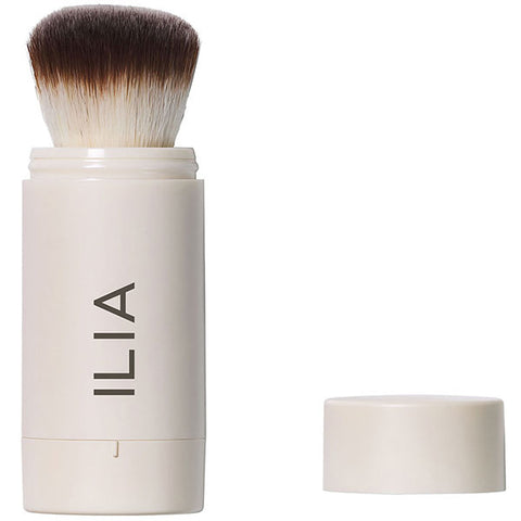 ILIA Radiant Translucent Powder SPF20 with brush - MOONDANCE Flow-Thru, 2.3gr - alice&white sthlm