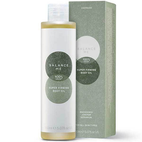 Balance Me Super Firming Body Oil, 150ml - anti-cellulite & deeply hydrating - alice&white sthlm