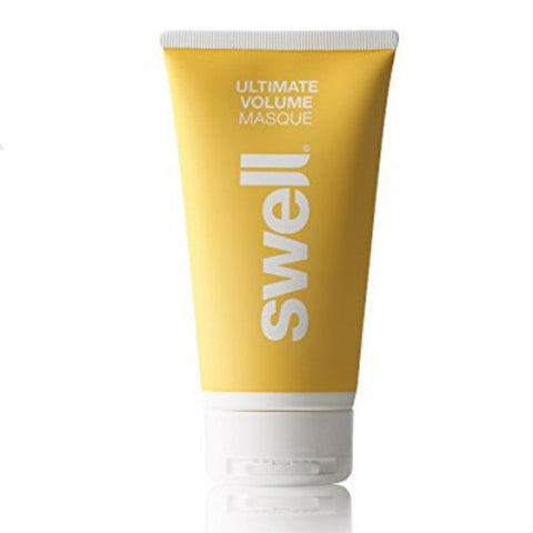 Swell Advanced Volumizing Hair Masque 150ml - SLS-free weekly hydrating & repairing treatment for dry, coloured, fine or frizzy hair
