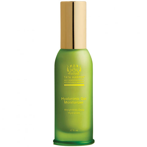 Tata Harper HYALURONIC GEL MOISTURIZER, 50ml - ultra-lightweight for oily/combi skin or for humid hot weather