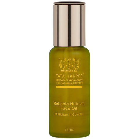 Tata Harper RETINOIC NUTRIENT FACE OIL, 30ml - Vitamin A natural Retinol face oil