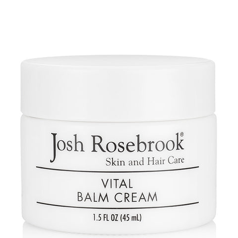 Josh Rosebrook Vital Balm Cream, 45ml - ideal for very dry, dehydrated & sensitive skins - alice&white sthlm