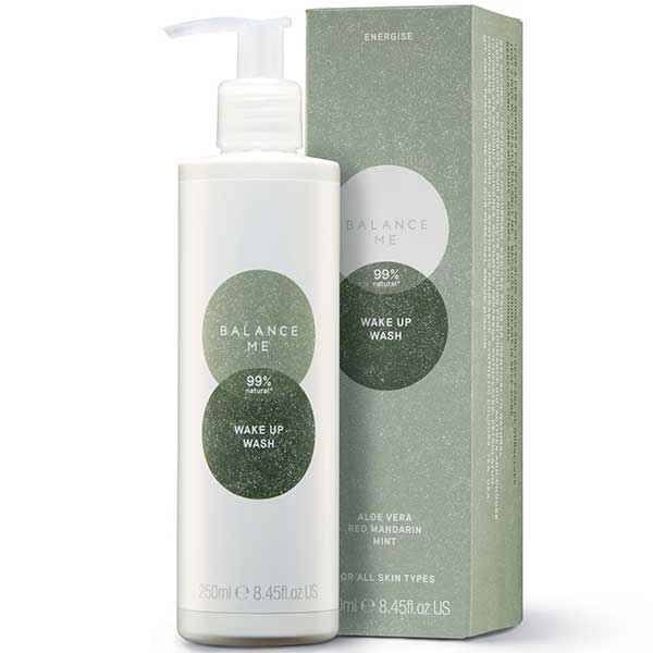 Balance Me Wake Up Lotion, 250ml - soothes dry, sensitive & eczema prone hands & body skins - alice&white sthlm