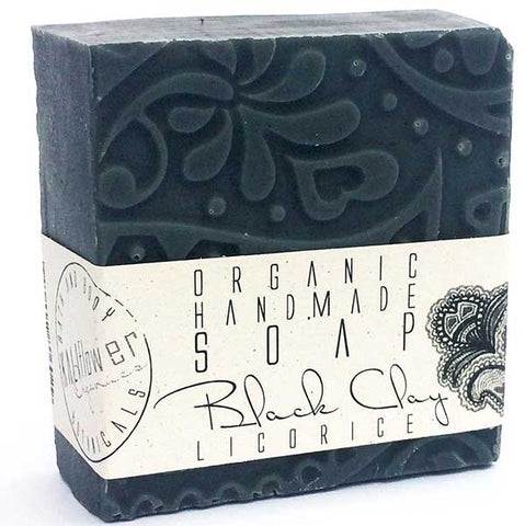 KaliFlower Organics Black Clay Licorice