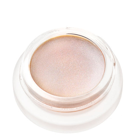 RMS Beauty Champagne Rosé Luminizer, 4.82gr - 100% natural strobing, dewy, glowing skin, highlighter, luminizer