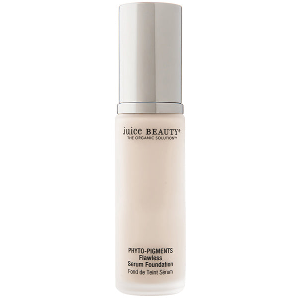 Juice Beauty PHYTO-PIGMENTS Flawless Serum Foundation, 30ml - Buff - skin perfecting hydrating foundation & age-defying serum in one w/ grapeseed & fruit stem cells, vegan