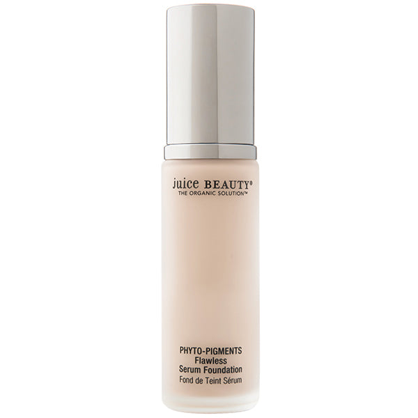 Juice Beauty PHYTO-PIGMENTS Flawless Serum Foundation, 30ml - Rosy Beige - skin perfecting hydrating foundation & age-defying serum in one w/ grapeseed & fruit stem cells, vegan