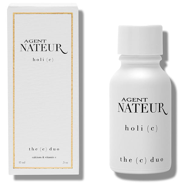 Agent Nateur holi (c) The C duo Calcium & Vitamin C, 15gr - alice&white sthlm