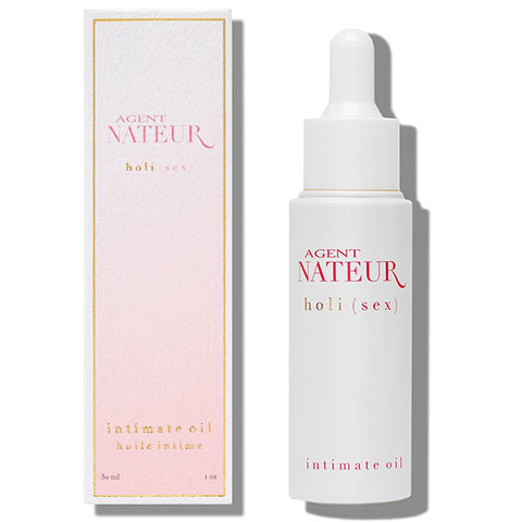 Agent Nateur holi (sex) Intimate Oil, 30ml - intimate care & hydration w/aphrodisiacal aroma
