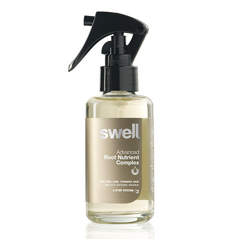 Swell Advanced Root Nutritient Complex, 100ml - Step 3 - leave-in root-to-tip volume & botanical nutrition for thicker healthier hair