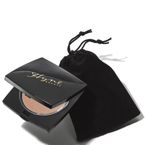 Hynt Beauty ENCORE Fine Pressed Powder Foundation 15g - Sand -  medium skin neutral beige or light olive