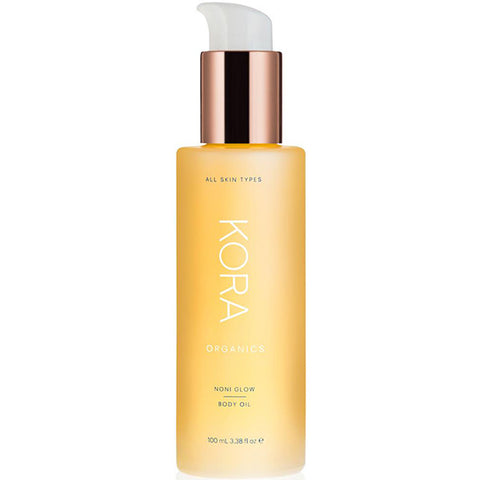 KORA Organics NONI GLOW Body Oil, 100ml - nourish & smooth