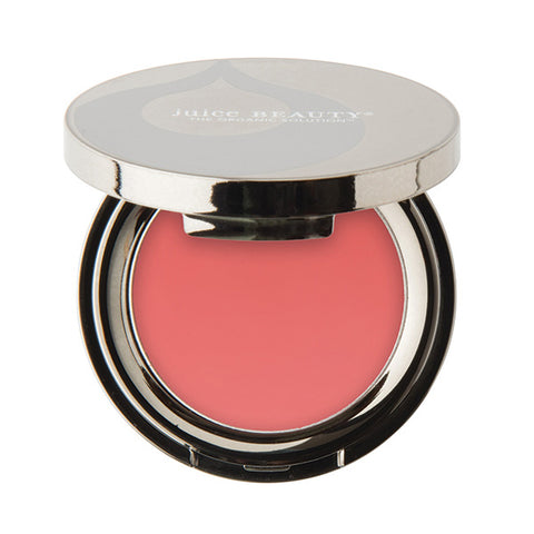 Juice Beauty PHYTO-PIGMENTS Last Looks Cream Blush, 3gr - Seashell - bright pink- age-defying serum technology, w/plumping vegetable hyaluronic acid, creamy formula blends easily for healthy, natural looking flush that flatters any skin tone, vegan