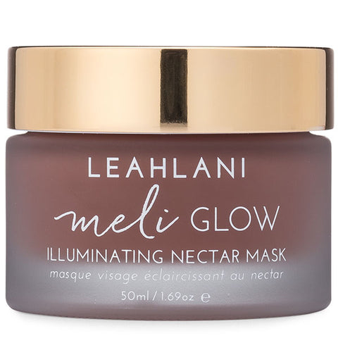 Leahlani Skincare MELI GLOW ILLUMINATING NECTAR MASK, 50ml -  get the aloha glow