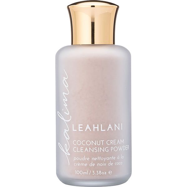 Leahlani Skincare KALIMA CLEANSING POWDER, 100ml - coconut cream cleansing powder + mask - alice&white sthlm