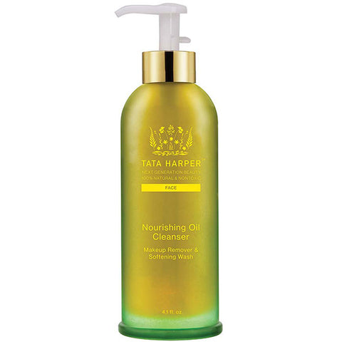 Tata Harper NOURISHING OIL CLEANSER, 125ml - Vitamin E + A antioxidant makeup remover - alice&white sthlm