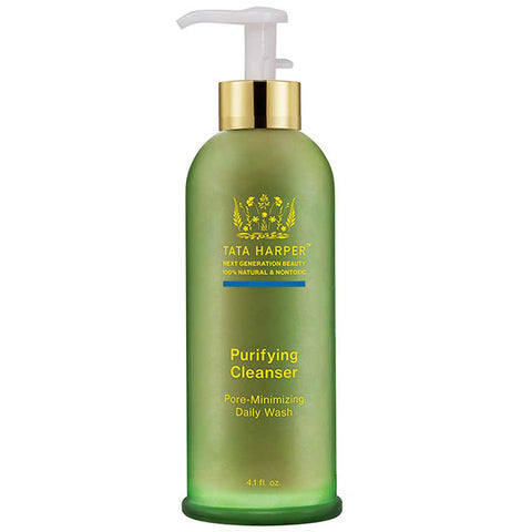 Tata Harper PURIFYING GEL CLEANSER, 125ml - anti-pollution, pore-minimizer