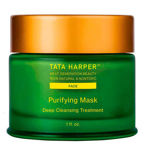Tata Harper PURIFYING MASK, 30ml - a detox cleanse for your face