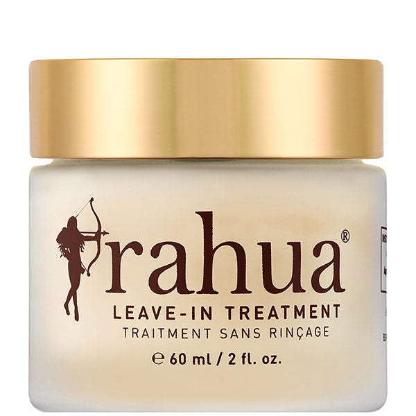 Rahua Leave-in Treatment, 60ml - styling heat protectant,  frizz-free, shiny healthy hair - alice&white sthlm