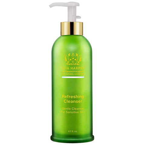 Tata Harper REFRESHING CLEANSER, 125ml - give sensitive skin some glow - alice&white sthlm