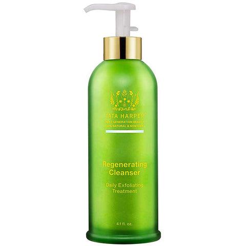 Tata Harper REGENERATING CLEANSER, 125ml - daily BHA exfoliator for glow