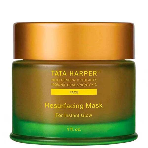 Tata Harper RESURFACING MASK, 30ml - BHA + enzyme brightening mask
