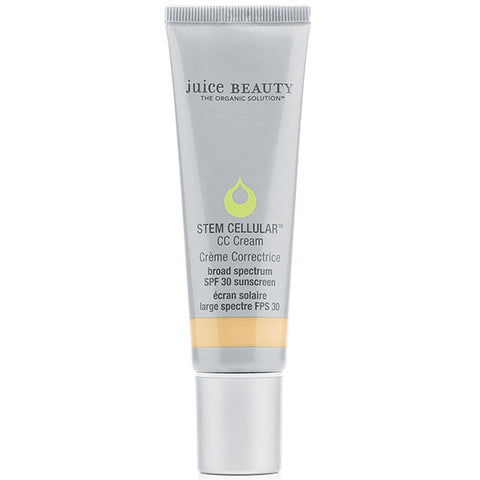 Juice Beauty STEM CELLULAR CC Cream SPF30, 50ml - Rosy Glow - light skin warm pink undertone