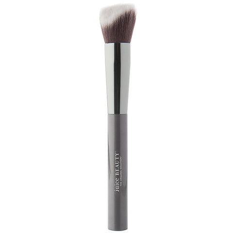 Juice Beauty PHYTO-PIGMENTS Sculpting Foundation Brush - to apply liquid foundation & primer to create a smooth & perfectly blended finish, vegan