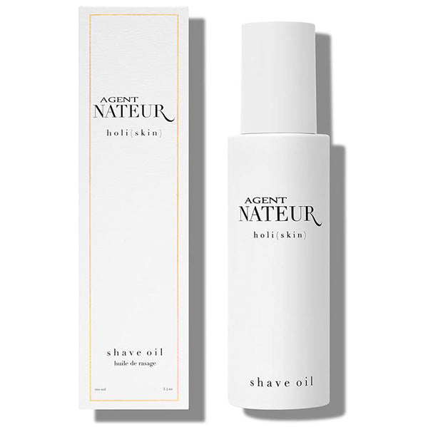Agent Nateur holi (skin) Shave Oil, 100ml - delivers the closet & most hydrating shave possible. - alice&white sthlm