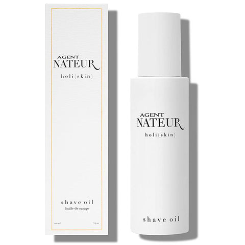 Agent Nateur holi (skin) Shave Oil, 100ml - delivers the closet & most hydrating shave possible.