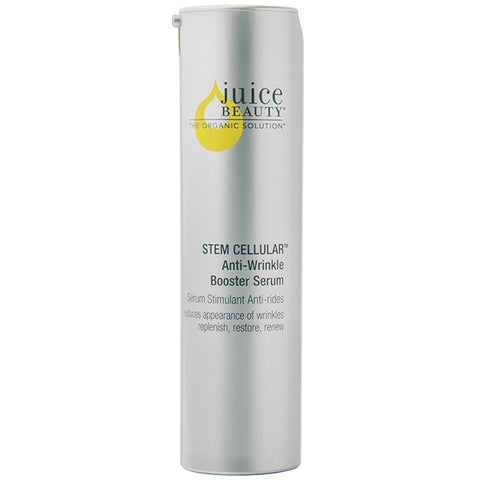 Juice Beauty STEM CELLULAR Anti-Wrinkle Booster Serum, 30ml - clinically validated, fruit stem cells & Vitamin C infused into organic resveratrol-rich juices to improve the appearance of skin tone, lines, wrinkles & luminosity