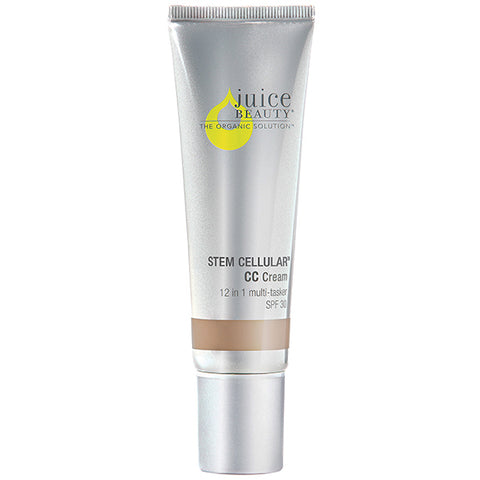 Juice Beauty STEM CELLULAR CC Cream SPF30, 50ml - Warm Glow - STEM CELLULAR™ anti-wrinkle skincare