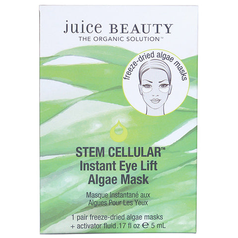 Juice Beauty STEM CELLULAR Instant Eye Lift Algae Mask - Single Treatment