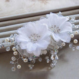 Gorgeous stylish Bridal Hair Comb - Victobelle