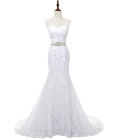 Lace Bridal Gown - Victobelle