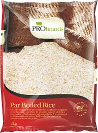 Probrands Value Parboiled Rice - 2Kg