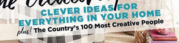 Country Living's the Country's 100 Most Creative People