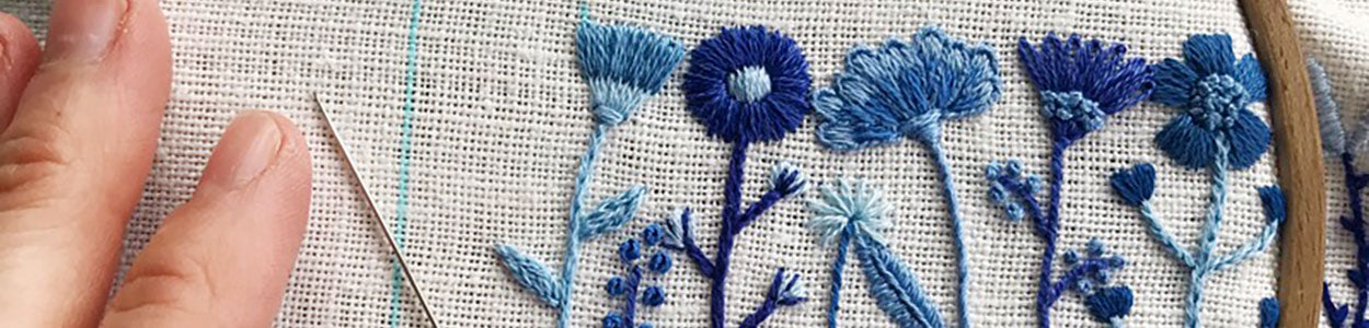 Juggling Multiple Hand Embroidery Projects