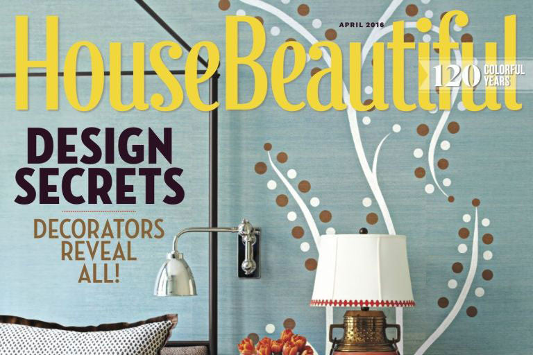 Happy Cactus Featured in House Beautiful Magazine