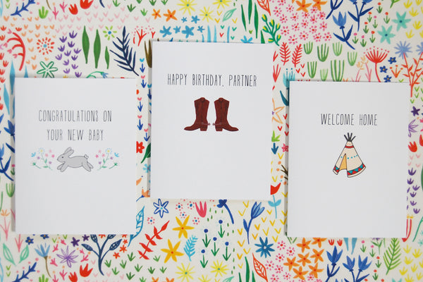 Sweet and Simple Greeting Cards