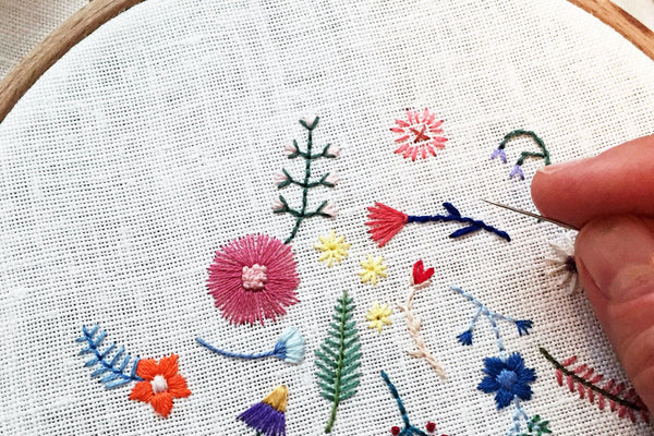 Hand Embroidery Tips: Taking Care of Yourself and Fighting Stitching Fatigue