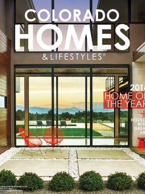 Happy Cactus Designs featured in Colorado Homes & Lifestyles