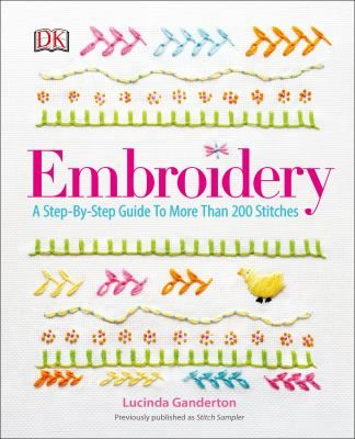 Hand Embroidery Tip: Best Books for Learning Embroidery Stitches