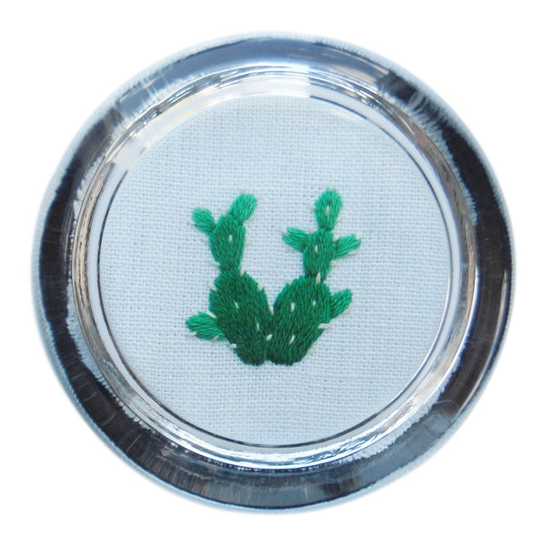 Happy Cactus Designs Hand Embroidery • Design and Image Copyright Happy Cactus Designs LLC