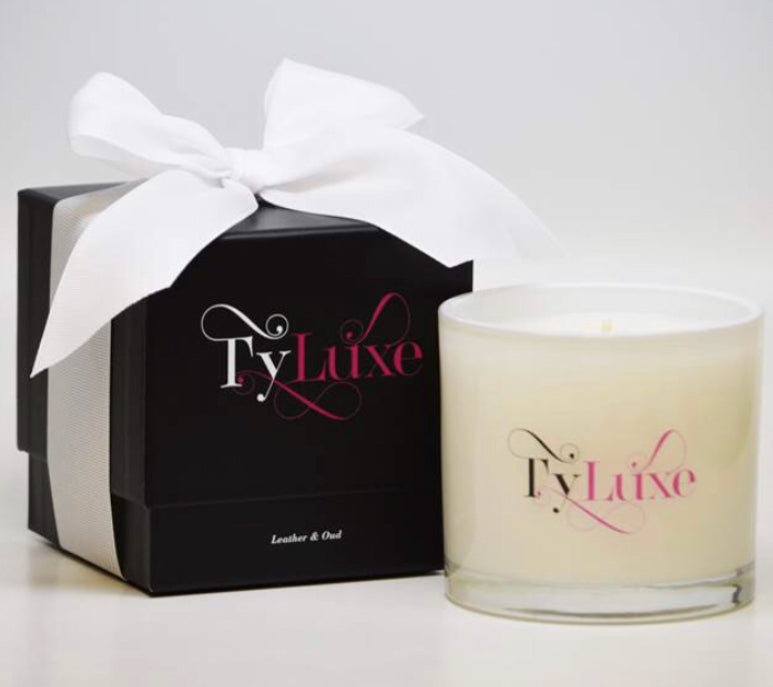 11 OZ. WHITE JAR CANDLE