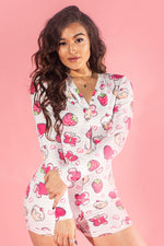 Strawberry Cupcake Onesie
