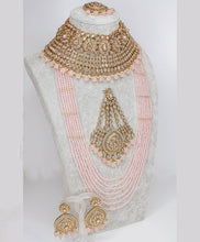 Load image into Gallery viewer, Mukta Statement Bridal Choker set