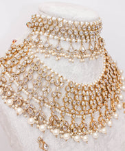 Load image into Gallery viewer, Pre Order: Sabina Statement Bridal set