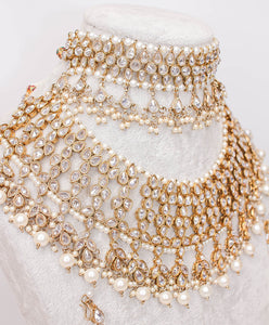 Pre Order: Sabina Statement Bridal set